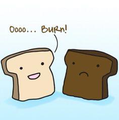 Hahahahaha food humor