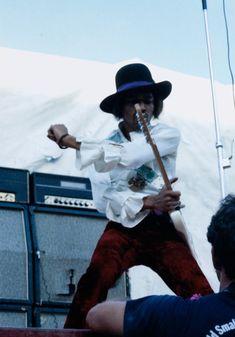 Jimi Hendrix (Miami Pop Festival)