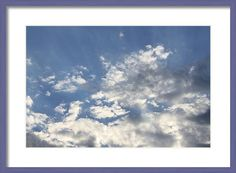 Heavenly Framed Print By Inspired Arts