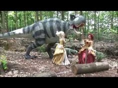 In Jurassic World - YouTube