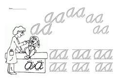 Nice Handwriting, Writing Skills, Speech And Language, Homeschool, Activities, Education, Spelling, Ali, Kids