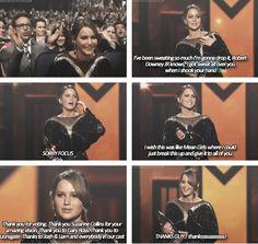 Jennifer and her speech love her!!!