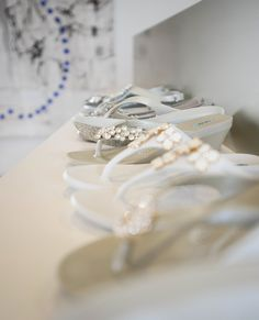 Oka-B White Collection offers specially selected styles for brides and bridal party to celebrate the big day without any worry or pain. @OkaBLovesYou #WeddingDayGiveaway #OkaB #Wedding #Shoes #Bridal #Bridesmaids #Flats #Sandals #FlipFlops