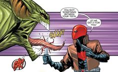 Jason Todd's humor<-- The best kind of humor
