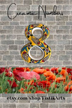 Tile House Numbers, Ceramic House Numbers, House Number Plaque, Mailbox Numbers, Door Numbers, Ceramic Houses, Ceramic Clay, Tiles Price, Turkish Art