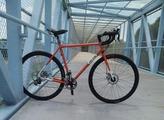 deb9e55c2cc Cyclocross and Gravelbiking (Recreational) - Show us your Gravel Grinder -  This a Cotic X from the UK.