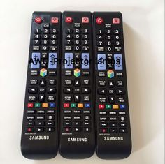 Free shipping  New Remote Control For Samsung AA59-00638A 3D Smart TV   1pc