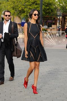 @Who What Wear - 21 Sexy Outfits Guaranteed To Get You Noticed (In A Good Way)