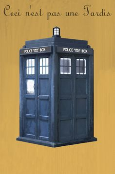 This is not a Tardis