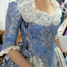 17th Century Fashion, 1800s Fashion, Victorian Fashion, Vintage Fashion, Old Dresses, Vintage Dresses, Nice Dresses, Vintage Outfits, Renaissance Clothing