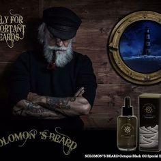 @solomons_beard #mustache #beardoil #uomo#bellezza #beardlove #soecialedition #solomonsbeard #beard #alessandromanfredini #barberia #tattoo #oldschool #model #modelmale #capitano #octopus #mustache #mustachewax #king #captain #capitano #follow4follow...