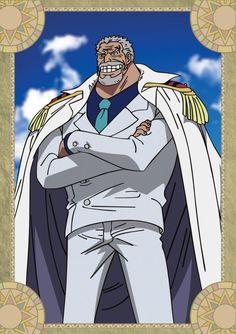Monkey D. Garp - One Piece by xxJo-11xx on DeviantArt