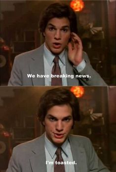 Reasons Why You're The Kelso Of Your Friend Group Reasons Why You're The Kelso Of Your Friend Group Billy is *totally* lovable. michael kelso When you've had an epic session and dinner's just being served. Kelso That 70s Show, That 70s Show Memes, Hyde That 70s Show, 70s Quotes, Movie Quotes, Eric Foreman, Michael Kelso, Thats 70 Show, Ashton Kutcher