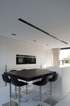 Home Sweet Home » Dekton Domoos by Westvlaams Natuursteenbedrijf - PVM Architects