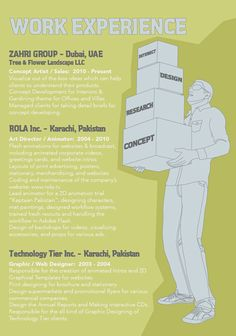 Great Resume Designs that Catch Attention 2/3