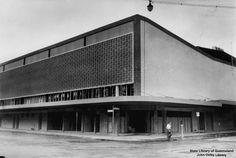 Your Brisbane: Past and Present: festival hall Brisbane Gold Coast, Brisbane City, Old Photos, Vintage Photos, Aussie Australia, Teneriffe, Festival Hall, Great Memories, Historical Photos
