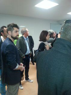 Numerosos rostros conocidos acudieron al evento #bquet