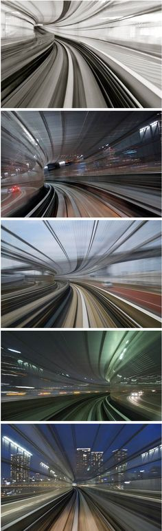 High Speed train photography