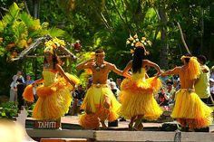 Experience the Polynesian culture at the Polynesian Cultural Center, Oahu, Hawaii - by kalanz, via Flickr