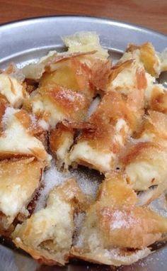 Bougatsa-Cream pie
