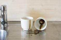 coffee stain mugs