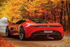 Aston Martin DBC Supercar Concept 3 Aston Martin DBC, un concept car magnifique qui mériterait dêtre produit