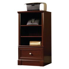 Sauder Palladia Technology Pier – Select Cherry