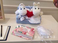 ムーミンウェディングドール Moomin, Weddings, Wedding, Marriage