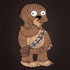 Bent My Wookie