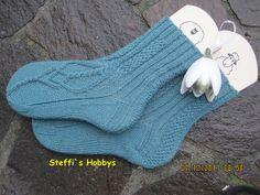 Socken KAL Romy von Regina Satta