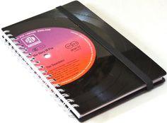 KALENDER von VinylKunst Aurum - Schallplatten Upcycling der besonderen ART auf DaWanda.com