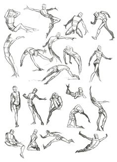 Body Frame Doodles by *Canadian-Rainwater on deviantART | #drawing #tutorial #training #creative #paper #pen #design #character #figures < repinned by an #advertising agency from #Hamburg / #Germany - www.BlickeDeeler.de | Follow us on www.facebook.com/Blickedeeler join us http://pinterest.com/koztar/