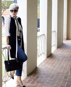 how to wear polka dots | styleatacertainage