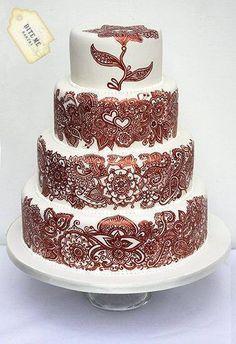 48 Best Henna Cakes Images Henna Cake Amazing Cakes Cake Art