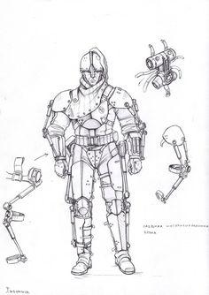 M armor 2 by TugoDoomER