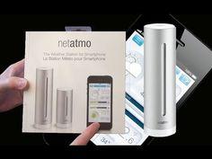 La estación meteorologica Netatmo es actualmente una de las mejores del mercado tanto por precisión como por prestaciones extras, gracias a su medidor de contaminación y sonometro.