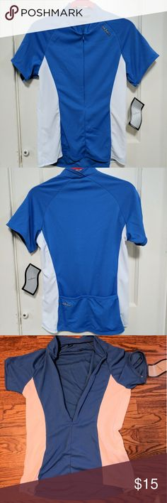 NWT She Beest Cycling Jersey small Half zip cycling jersey. She Beest Bellisima She Beest Other