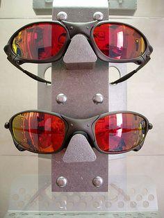 50acfe2883e94 Oakley Penny® X-Metal w Ruby Iridium vs. Juliet® X-Metal w Ruby Iridium