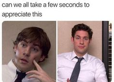 Here are the 23 Best Memes pics from Popular TV Show over the year The Office Show, Office Tv, The Office Jim, The Office Love Quotes, Small Office, Office Ideas, Parks N Rec, Parks And Recreation, Office Jokes