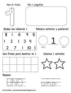 Ana Fernández – aqui-aprendemostodos.blogspot.com.es UNO uno Añade 1 Quita 1