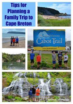 If you want to explore a beautiful Canadian Island, this is where you want to go. Lots of generic road trip tips included too! #RoadTrip #CapeBreton #FamilyTravel #TravellingWithKids Family Road Trips, Family Travel, Canada Day Crafts, Cabot Trail, Things To Do At Home, Cape Breton, Road Trip Hacks, Prince Edward Island, Inverness