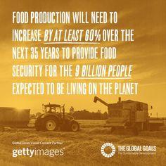 #globalgoals #goal2
