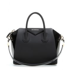 Givenchy - Antigona Small leather tote - Givenchy's 'Antigona' tote continues to top everybody's wish lists, and we love this 'Small' revision. - @ www.mytheresa.com