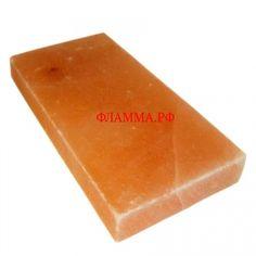 Плитка из гималайской соли шлифованная 1,5 ВЕЗУВИЙ (Россия) на печном складе ФЛАММА  по цене 280.00 RUB    ПЛИТКА ИЗ ГИМАЛАЙСКОЙ СОЛИ      20*10*1,5 СМ ШЛИФОВАННЫЙ     Размер: 20*10*1,5 см   Обработка: Шлифованный       Розовая гималайская соль- уникальный продукт, образовавшийся из запасов морской соли более 250 миллионов лет назад во времена Юрского периода и содержащий до 92-х!!! микроэлементов и около 200 химических соединений (аименно 92 – это то количество полезных веществ…
