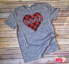 Buffalo Plaid Valentines, Buffalo Plaid, Smooch, Valentines, Valentines Teacher Shirt, Teacher Shirt, Valentines Day Shirt, Love, by LuLuAndHope on Etsy
