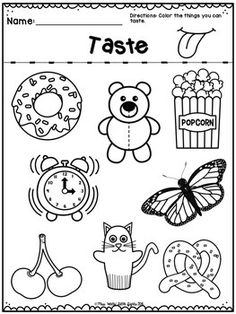 This produce includes 16 coloring pages about the five