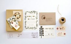Love this whimsical invitations