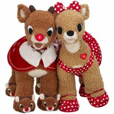 I want these!!! Build-a-Bear.