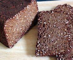 Rezept Rheinisches Schwarzbrot Tante Rosi von froopy75 - Rezept der Kategorie Brot & Brötchen