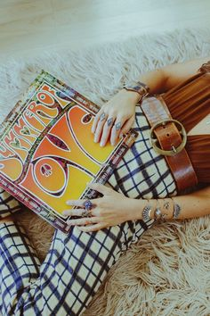 Vintage Vibes :: Summer Dreams :: Pretty + Retro :: 70s Style :: See more Fashion + Decor Design Inspiration @untamedmama